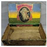 Old Delaware Cigar Box