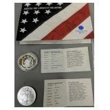 2009 Uncirculated Silver Eagle, American