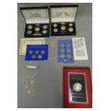 Us Coin Sets. 2005 Philadelphia State Quarter