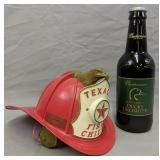 Texaco Fire Chief Helmet, Ducks Unlimited
