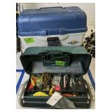 Tackle Boxes With Tackle