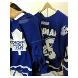 2 Presentation Game Jerseys Toronto Maple Leafs