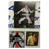 Elvis Metal Sign, Photograph, Clock
