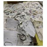 Huge Lot Of Costume Jewelry. Preview A Must