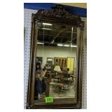 Decorator Rectangular Mirror 17.5x33.5 In