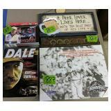 Dale Earnhardt Items, Aberdeen Ironbirds,