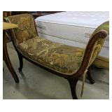 Embroidered Dressing Bench 44 In Wide
