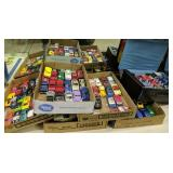 Collection Of Diecast Cars Matchbox Etc
