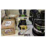 Pasta Machine, Jack Lalanne Power Juicer, Nikon