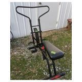 Lifestyler Cardio Fit Exercise Bike