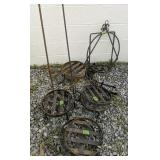 Iron Plant Stands, Iron Plant Holders,