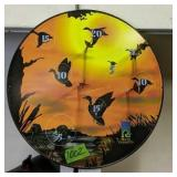 Pair Of Dart Boards. Ducks Unlimited Magnetic,