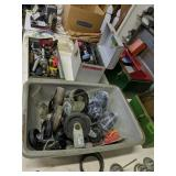 Tools. Casters, Scroll Saw, Tool Boxes, Handles,