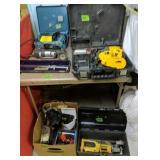 Power Tools, Mcgrath St Paul Caliper, Grinder,