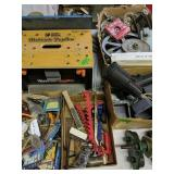 Hardware, Pulleys, Trolley, Bungee Cords,