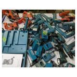 Battery Operated Tools. Makita, Firestorm
