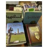 Texas A&m 1948,1949,1951 Yearbooks Etc