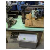 Ryobi 8 And 1/4-in Radial Arm Saw, Drill Press,