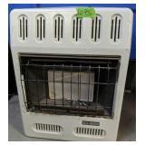 Glo-warm Heater