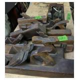 Moulding Wood Block Planes Etc