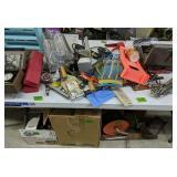 Table Lot Tools, Gauges, Snap-on Torque Meter,