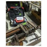 Xl C Clamps, Black & Decker Rotary Saw, Craftsman
