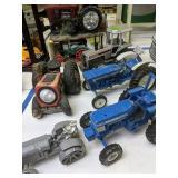 Collection Of Tractors. John Deere Overtime