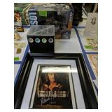 Orlando Bloom Autographed Pirates Of The