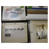 Australia First Day Covers, Scrapbook With