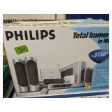 Phillips Ultra Slim Dvd Home Entertainment System
