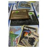 Model Railroader Magazines 1952, Cheswold Penna