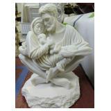 "Schmaltz ""a quiet moment"" religious statue"