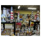 Large Collection Of Lighthouses Etc