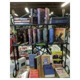 Books. John Grisham, Harry Potter, Hillary