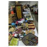 Collection Of Ethnic Items, Mexican Wall Decor,