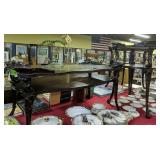 Ornate 3 Pc End Table Coffee Table Set