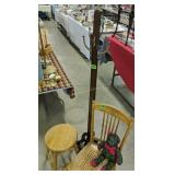 Oakhall Tree, Stool, Cane Seat Chair