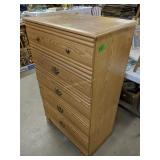 Chest Of Drawers 27.5x16x44 In