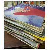 Collection Of Record Albums. Andy Williams,