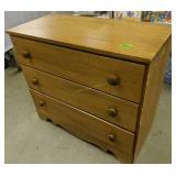 Dresser 34.5 X 16.5 X 30 In