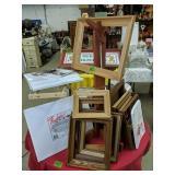 Art Supplies, Frames, Canvas, Folk Art Enamels