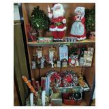 Christmas Decorations Etc