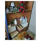 Christmas Decorations, Ornaments, Village Houses