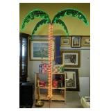 86-in Lighted Palm Tree