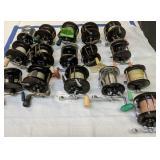 16 Penn Fishing Reels