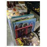 Collector Books, Comic Book Price Guide Etc