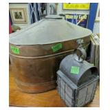 Copper Still Boiler, Lantern