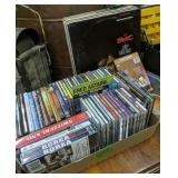 Dvds, Cds, Record Albums