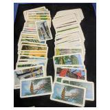 Brooke Bond Canada Limited Tree Cards