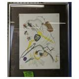 Wassily Kandinsky Composition Iii 1920 Abstract